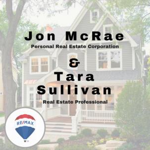 Jon McRae - Tara Sullivan - City Realty ReMax