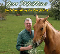 Jon McRae - Outstanding in his field