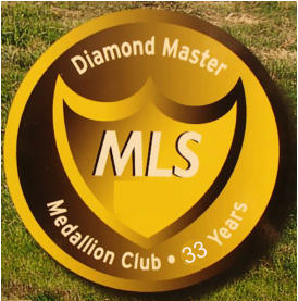 Diamond Master Medallion Club - 33 Years Jon McRae